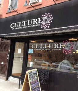 Culture Frozen Yogurt Shop