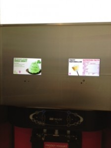 Taylor Self-Serve Frozen Yogurt Machine