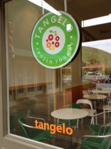 Tangelo Self-Serve Frozen Yogurt Store