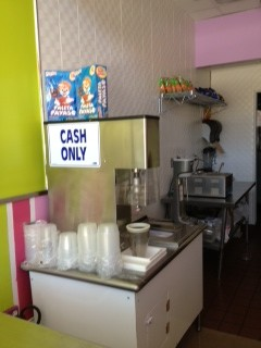 A real inside look at Sweet Express Frozen Yogurt!