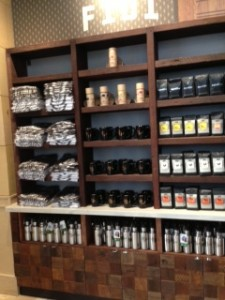 Coffee Cultures Merchandise section!